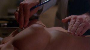Barbi Benton topless shows puffy nipples