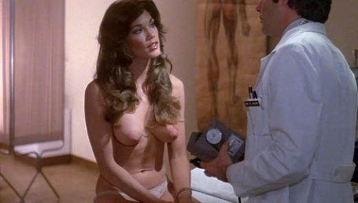 Barbi Benton nude in Hospital Massacre (1981) BDRip 1080p