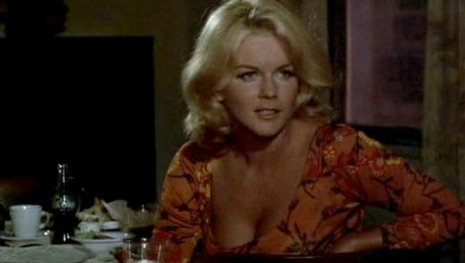 Ann-Margret nude in The Outside Man (1972) DVDRip