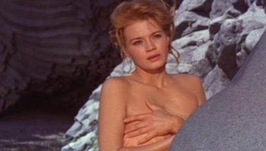 Angie Dickinson nude in Jesicca (1962) DVDRip