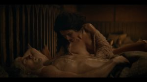 The Witcher nude scenes
