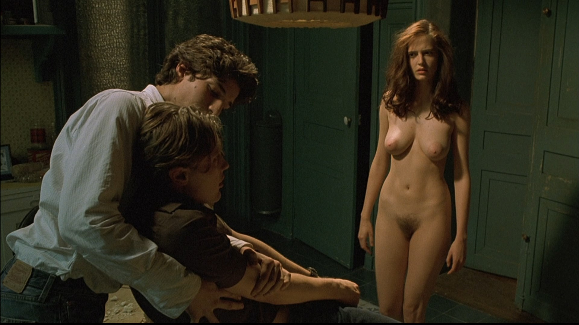 Eva Green full frontal in The Dreamers (2003)