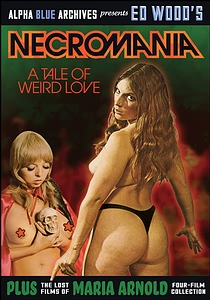 'Necromania': A Tale of Weird Love! (1971)