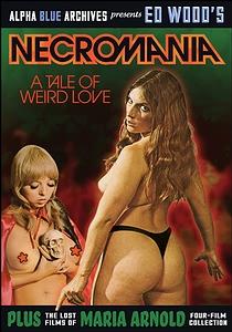 'Necromania': A Tale of Weird Love! (1971)