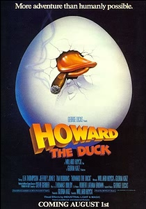 Howard the Duck (1986)
