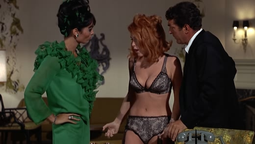 Stella Stevens, etc. nude in Silencers (1966) 1080p