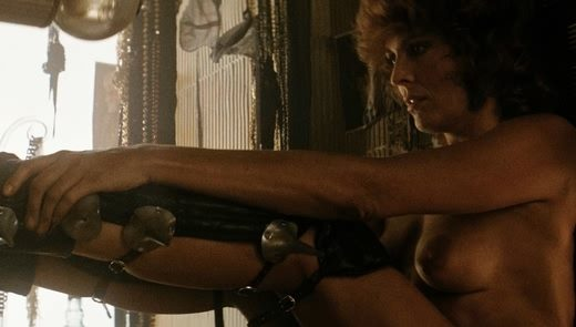 Joanna Cassidy nude in Blade Runner (1982) The Final Cut 1080p UHD Blu-ray