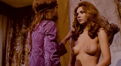 Sandra Julien nude in The Shiver of the Vampires (1971) Remastered 1080p Blu-ray