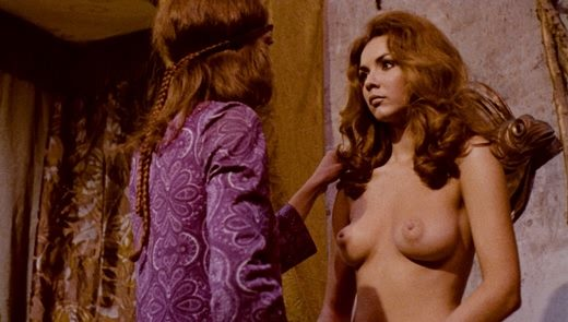 Sandra Julien, etc. nude in The Shiver of the Vampires (1971) 1080p Blu-ray