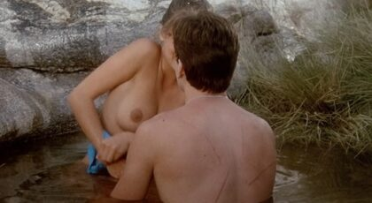 Sherilyn Fenn nude in The Wraith (1986) 1080p