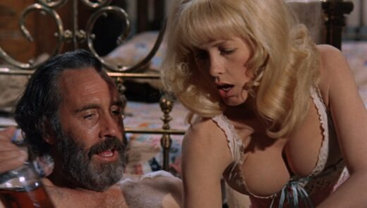 Stella Stevens nude in The Ballad of Cable Hogue (1970) 1080p Blu-ray