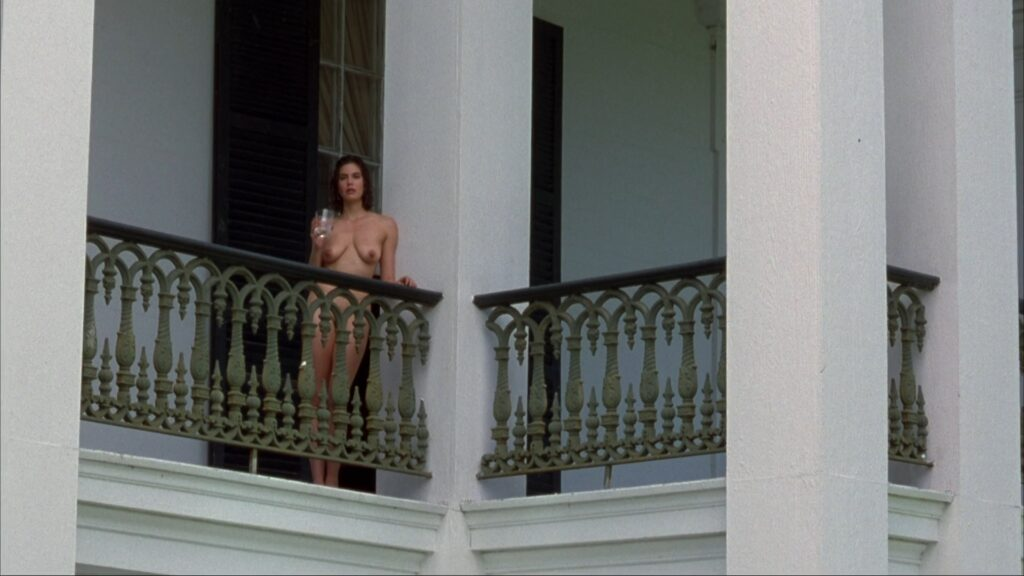 Teri Hatcher full frontal in Heavens Prisoners (1996)