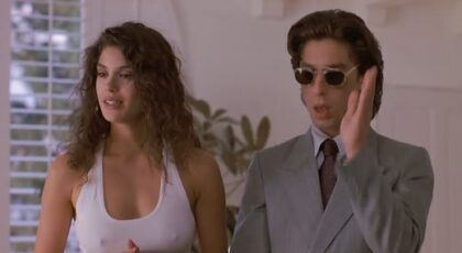 Teri Hatcher nude in The Big Picture (1989) BRRip