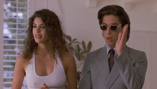 Teri Hatcher sexy in The Big Picture (1989) BRRip
