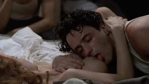 Amber Smith nude in The Funeral (1996) BRRip