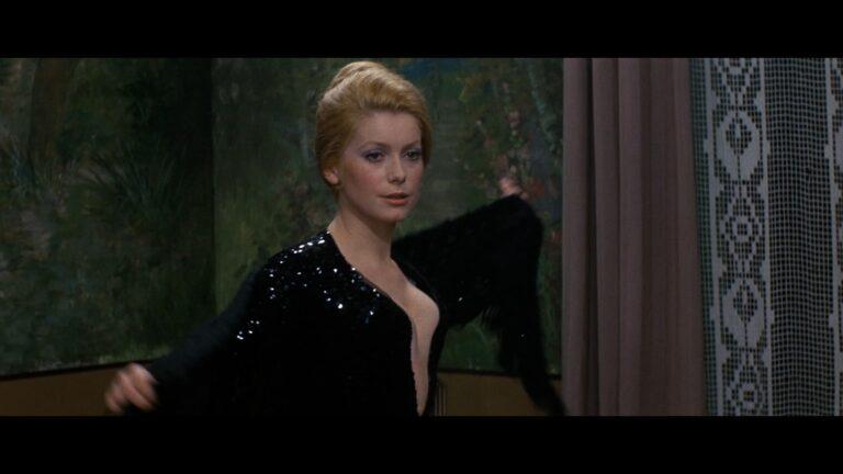 Mississippi Mermaid (1969) Nude Scenes