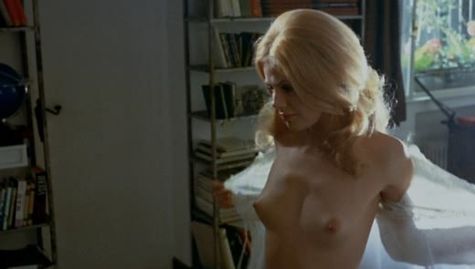 Britt Ekland nude in What the Peeper Saw (1972) 1080p Blu-ray