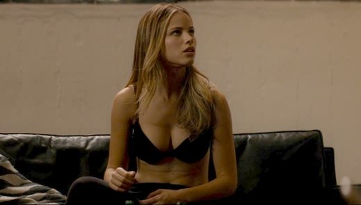 Halston Sage sexy in People You May Know (2017) 1080p Blu-ray