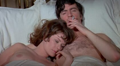 Janet Suzman nude in A Day in the Death of Joe Egg (1972) 1080p Blu-ray