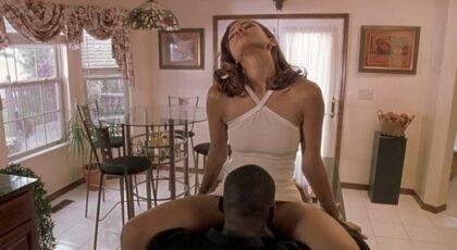 Mari Morrow nude in Uninvited Guest (1999) 1080p
