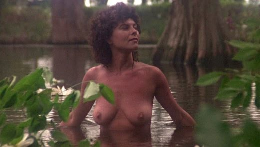 Adrienne Barbeau nude in Swamp Thing (1982) 1080p Blu-ray