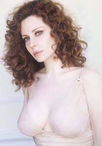 Francesca Dellera nude