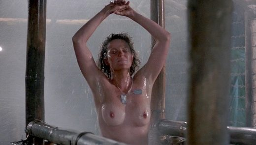 Lisa Eichhorn nude in Opposing Force (1986) 1080p Blu-ray