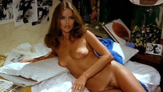 Barbara Bach nude in Ecco noi per esempio… (1977) DVDRip