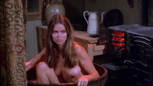 Barbara Bach nude in Force 10 from Navarone (1978) Blu-ray