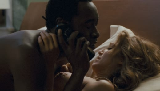 Jennifer Esposito nude in Crash (2004) 1080p Blu-ray Remux