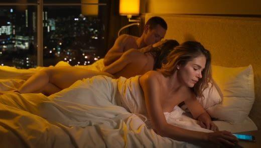 Maripier Morin nude in The Fall of the American Empire (2018) 1080p Blu-ray