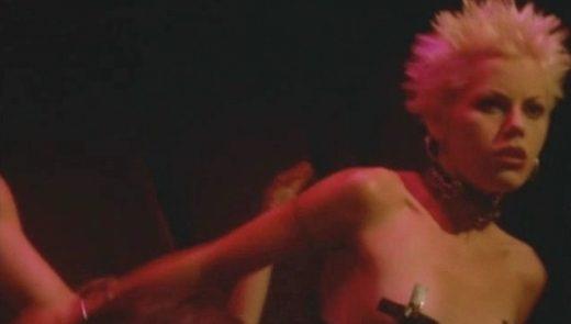 Fairuza Balk nude in Life in the Fast Lane (1998) DVDRip
