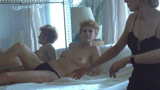 Susan Sarandon, etc. nude in The Hunger (1983) 1080p Blu-ray