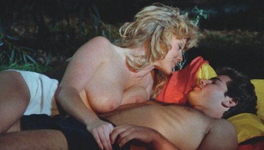 Lynda Wiesmeier nude in Evil Town (1977) 720p Blu-ray