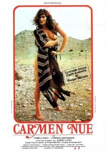Carmen nue (1984)