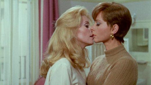 Catherine Deneuve nude in Belle de Jour (1967) 1080p Blu-ray Remastered