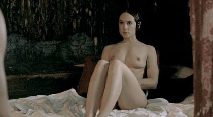 Holly hunter nude in The Piano (1993) 1080p Blu-ray