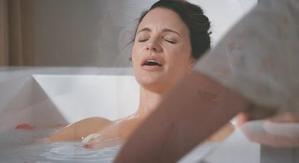 Kristin Davis, etc. nude in Deadly Illusions (2021) 1080p Blu-ray