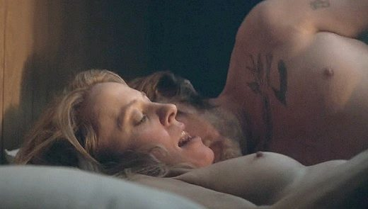 Amy Hargreaves & Kate Walsh nude in Sometime Other Than Now (2021) 1080p