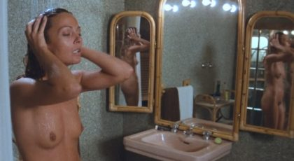 Olga Karlatos and Auretta Gay nude in Zombi 2 (1979) Remastered 1080p Blu-ray