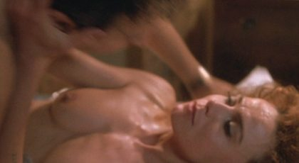 Lena Olin and Anjelica Huston nude in Enemies: A Love Story (1989) 1080p Blu-ray