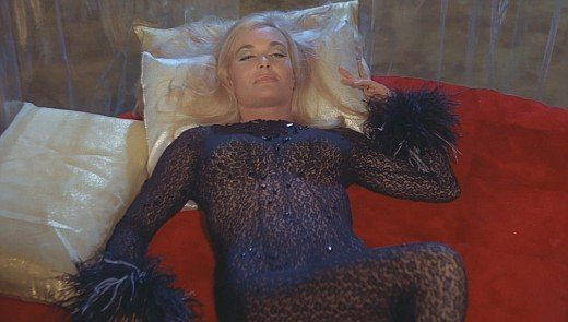 Maria Rohm, etc. nude in The Girl from Rio (1969) 1080p Blu-ray