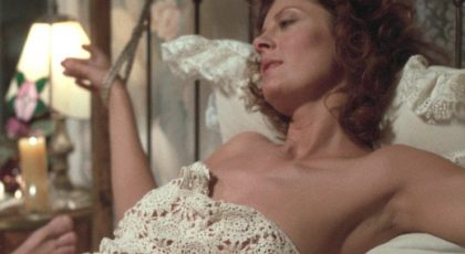 Susan Sarandon and Jenny Robertson nude in Bull Durham (1988) Remastered 1080p Blu-ray