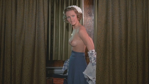 Angel Tompkins and Brooke Mills nude in Walking Tall Part II (1975) 1080p Blu-ray