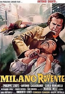 Milano rovente aka Gang War in Milan (1973)